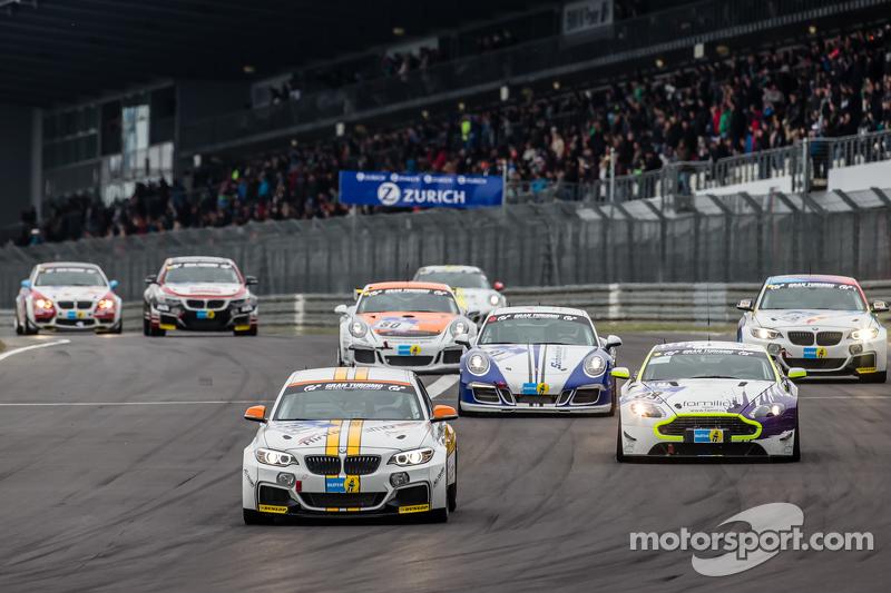 #314 BMW M235i Racing: Fabian Finck, Michael Mohr, Patrick Hinte, Thomas Müller