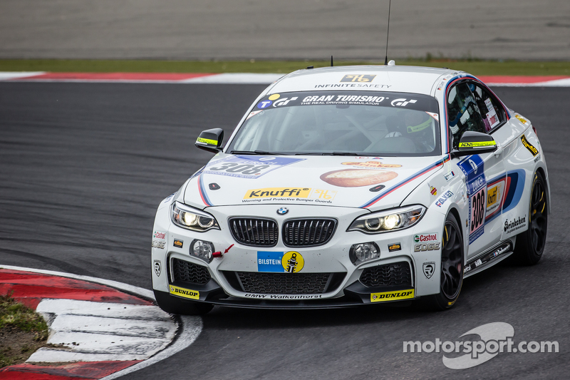 #308 Walkenhorst Motorsport BMW M235i Racing: Thomas D. Hetzer, Matias Henkola, Henning Cramer
