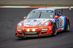 #70 Teichmann Racing Porsche 997 GT3 Cup : Alex Autumm, Marc Hennerici, Dominik Brinkmann, Don Stephano