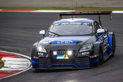 #109 Rotek Racing, Audi TT RS: Robb Holland, Tony Richards, David Thilenius