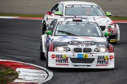 #78 BMW M3 E46: Juan Angel Cusano, Stefano Cambria, Sergio Yazbik, Jose Balbiani