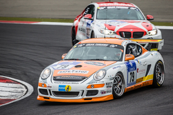 #79 Prosport Performance, Porsche Cayman R: Klaus Bauer, Richard Gartner, Moritz Kranz, Andreas Patzelt