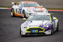 #89 Rent2Drive Racing Aston Martin Vantage V8 GT4: Dmitriy Lukovnikov, Axel Jahn, Michael Heimrich, Bernd Kleeschulte
