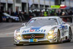 #27 Team Zakspeed Mercedes-Benz SLS AMG GT3 : Sebastian Asch, Tom Coronel, Luca Ludwig, Christian Vietoris