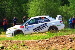 Тимофей Андрющенко и Алексей Башмаков, Subaru Impreza