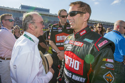 Jack Roush und Greg Biffle, Roush Fenway Racing, Ford