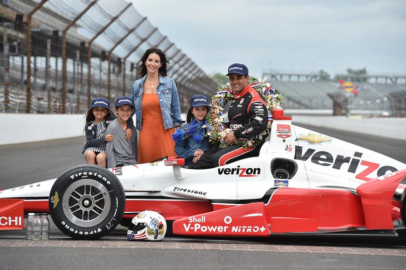 Ganador de la edición de 2015: Juan Pablo Montoya, Dallara/Chevrolet