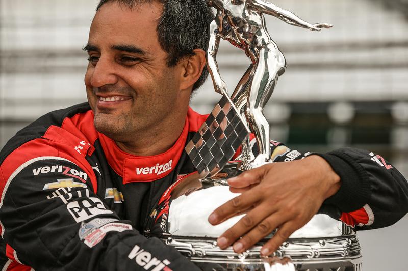 Рекордные 15 лет прошли между первой и второй победами Хуана-Пабло Монтойи в «Инди 500»: колумбиец выигрывал в 2000-м и 2015-м годах