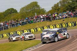 Johan Kristoffersson and Tord Linnerud, Volkswagen Team Sweden Polo R WRX