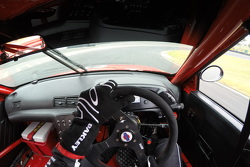 Rick Kelly fährt den Nissan Skyline GTR von 1992