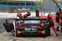 #3 Belgian Audi Sport Team WRT Audi R8 LMS ultra : Stéphane Richelmi, Stéphane Ortelli, Frank Stippler