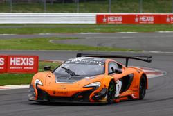 #58 Von Ryan Racing McLaren 650S: Shane van Gisbergen, Robert Bell, Kevin Estre