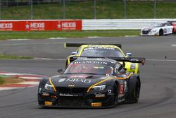 #15 Boutsen Ginion Racing BMW Z4: Karim Ojjeh, Olivier Grotz