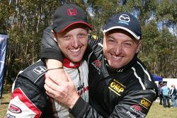 Eli Evans and Simon Evans