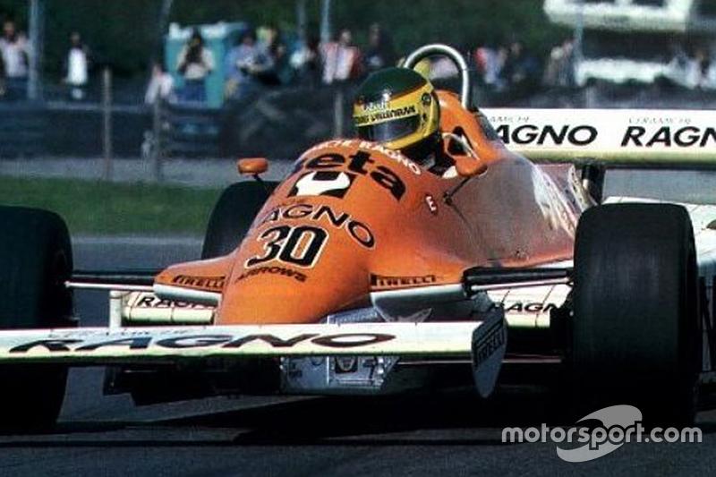 Jacques Villeneuve Sr. (1981 e 1983)