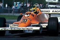 Jacques Villeneuve sr., Arrows