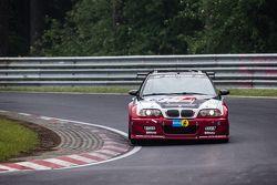 #83 Hofor-Racing BMW M3 CSL : Martin Kroll, Michael Kroll, Ronny Tobler