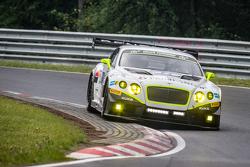 #11 Bentley Team HTP Bentley Continental GT3: Harold Primat, Christopher Brück, Clemens Schmid, Marc