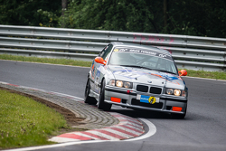 #177 Hofor-Racing BMW M3 E36: Simon Glenn, Jody Halse, Marcos Burnett