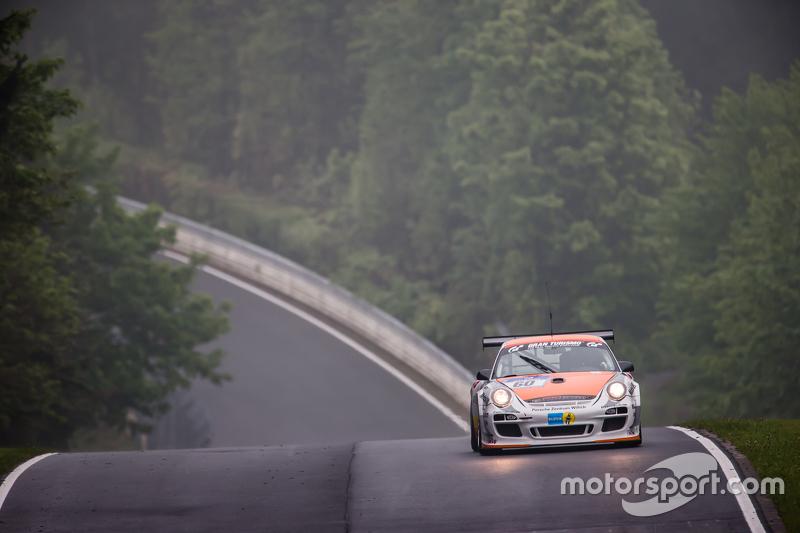 #60 Prosport Performance, Porsche 997 Cup: Charles Putman, Charles Espenlaub, Brett Sandberg, Christian Engelhart