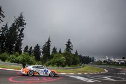 #68 Frikadelli Racing, Porsche GT Cup America: Frank Kräling, Marc Gindorf, Connor de Phillippi, Kla