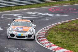 #80 Prosport Performance Porsche Cayman: Michael Rebhan, Dominik Schöning, Pato Silva