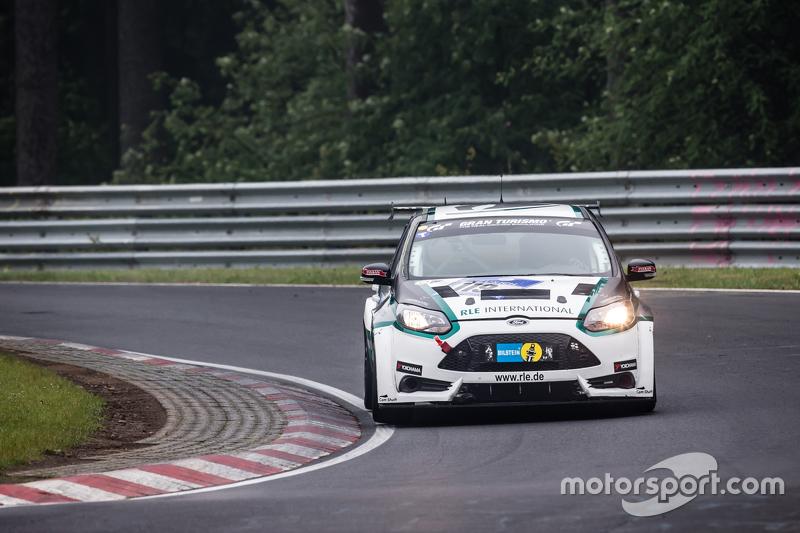 #119 Ford Focus: Patrick Pill, Marcel Willert