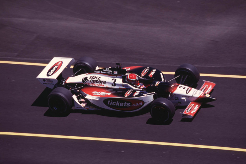 Al Unser Jr., Galles Racing