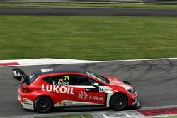 Pepe Oriola, SEAT Leon, Craft Bamboo Racing LUKOIL
