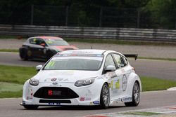 Tom Boardman, Ford Focus ST, ProTeam Racing