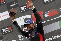 La vainqueur Gianni Morbidelli, Honda Civic TCR, West Coast Racing