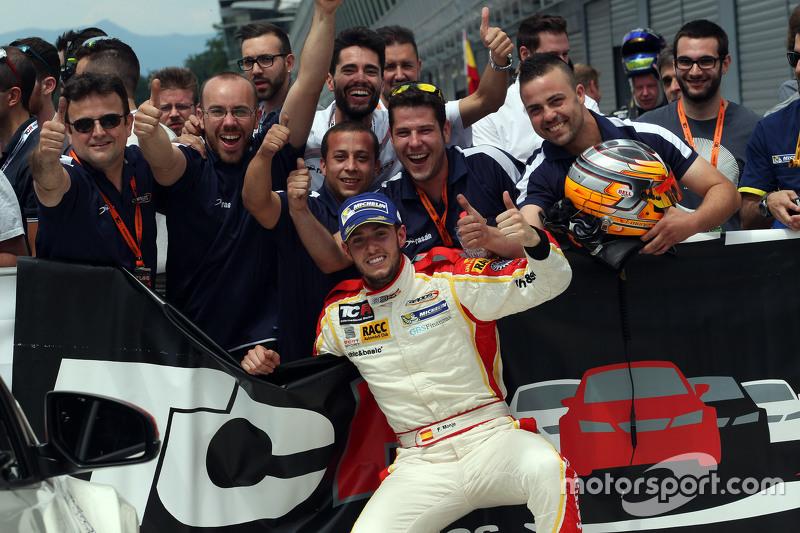3. Fernando Monje, Opel Astra OPC, Campos Racing