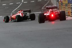 Kimi Raikkonen, Sebastian Vettel, Ferrari SF15-T
