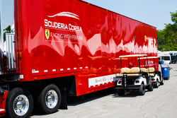 Scuderia Corsa hauler