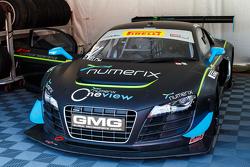 #21 Global Motorsports Group Racing Audi R8 LMS Ultra: David Welch