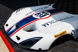 Riley Motorsports SRT Viper área de equipo