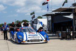 #01 Chip Ganassi Racing, Ford/Riley: Scott Pruett, Joey Hand