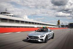 Mercedes AMG GT S Safety Car