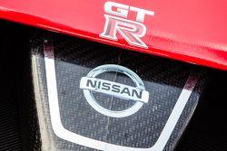 #22 Nissan Motorsports Nissan GT-R LM NISMO detail