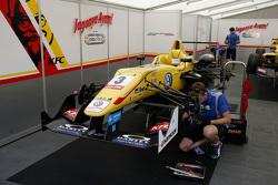 Antonio Giovinazzi, Jagonya Ayam con Carlin, Dallara F312 - Volkswagen