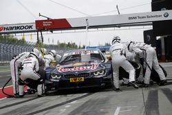 Parada en pits, Antonio Felix da Costa, BMW Team Schnitzer BMW M4 DTM