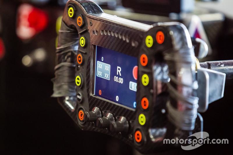 22 Nissan Motorsports Gt R Lm Nismo Steering Wheel