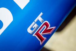 #21 Nissan Motorsports detail bagian bodi Nissan GT-R LM NISMO