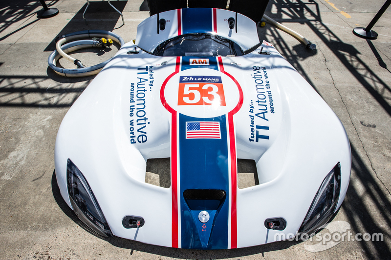 #53 Riley Motorsports Dodge Viper GTS-R bodywork