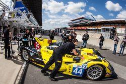 #44 Ibanez Racing ORECA 03R