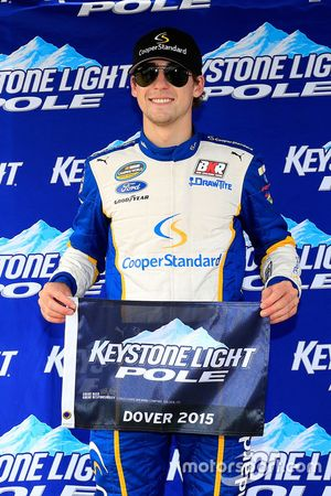 Polesitter Ryan Blaney, Brad Keselowski Racing Ford