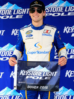 Pole Ryan Blaney, Brad Keselowski Racing Ford