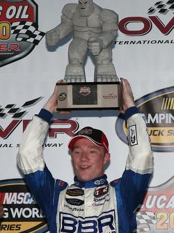 Racewinnaar Tyler Reddick, Brad Keselowski Racing Ford