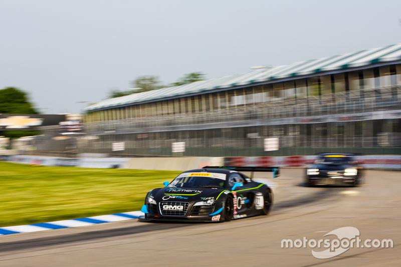 #21 Global Motorsports Group, Audi R8 Ultra: David Welch