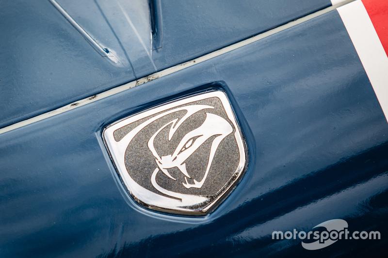 #53 Riley Motorsports Dodge Viper GTS-R detail